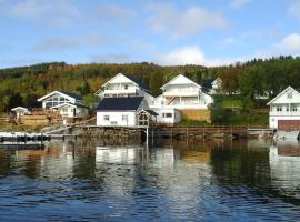 Furøy Fishingcamp, Sorreisa