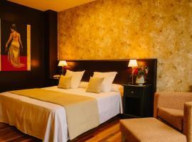 Hotel-Bodega La Casa del Cofrade, Albelda de Iregua