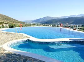 Marathon Palace, Lófos