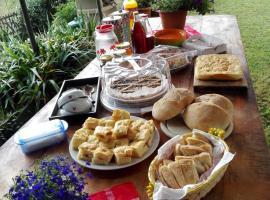 Le Giutte Bed & Breakfast, Mele