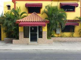 Hotel Look, Santa Cruz de Barahona