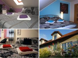 Bed & breakfast - House Melani, Velké Přílepy