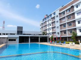 New Travel Lodge Hotel, Chanthaburi