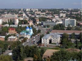 Hotel Tourist, Kirovohrad