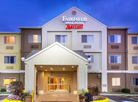 Fairfield Inn Suites Canton 3 Star Hotel