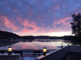 Hotell Skulesjön, Bjästa