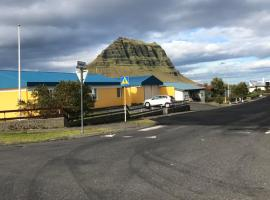 Kirkjufell - apartments, Grundarfjordur