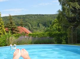 Villa Sonnenseite Jonsdorf, Kurort Jonsdorf