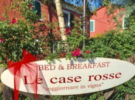 Le Case Rosse, Verucchio