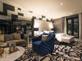 Best Louis Hamilton Business Hotel Changwon, Changwon