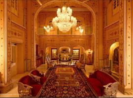 The Raj Palace (Small Luxury Hotels of the World)