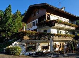 Villa Ruggero Wine Hotel, Campitello di Fassa