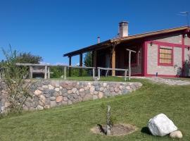 Cabaña del Alto Tupungato, San José