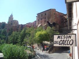 Hotel Mesón del Gallo, Albarracín