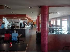 Hotel Restaurant Casa Miquel, Alcarraz