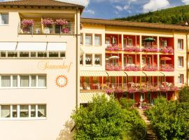 Hotel Sonnenhof, Bad Wildbad