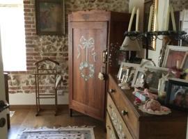 Matilde's House, Maser