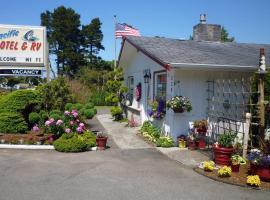 Pacific Motel & RV Park, Westport