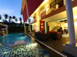 Chaman villa phuket, Chalong