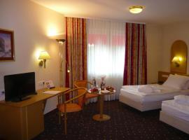 호텔 라인베르크 앰 씨, 베를린