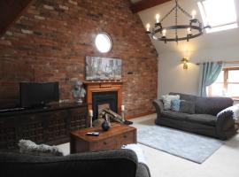 Pillory House Loft Apartment, Nantwich