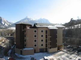 Apartment Guisanel, Briançon