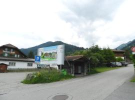 Apartment Mutthorn, Gstaad