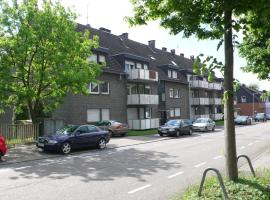 Apartment Weierstrasse.3, Oberhausen