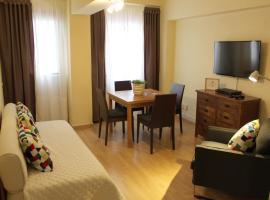夢幻複式公寓, 聖克魯斯-德特內里費