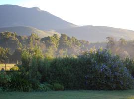 Four Fields Farm, The Crags