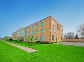 Best Western Airport Inn & Suites Cleveland, Brook Park