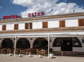 Hotel Restaurante Setos, Motilla del Palancar