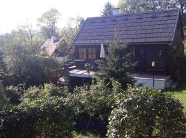 Chata v Jizerských Horách, Liberec