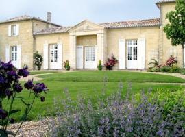 Château Belles Graves, Néac