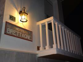 Hotel Bretagne, Loutráki