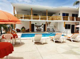 Casa de Pia Hostel, Playas