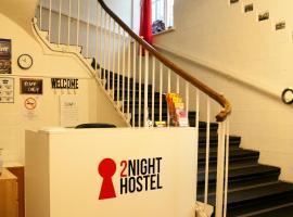 2night Hostel, Boedapest
