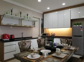 Titiwangsa Luxury Residence (2), KLCC View, Kuala Lumpur