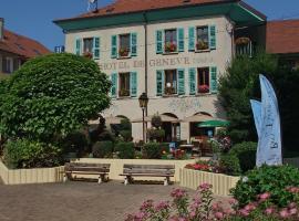 Inter-Hôtel de Genève, Faverges
