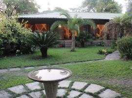Cappuccinos Lodge, Kitwe