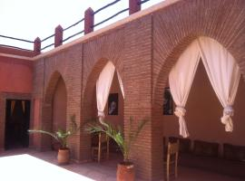Riad Sidi Hicham, Marrakech