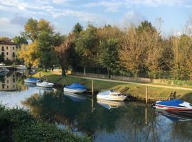 casa sul fiume, Cervignano del Friuli
