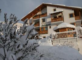 Hotel Antermoia, Antermoia