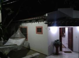 Casa Villa Toledo, Mamatoco