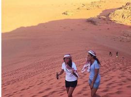 Desert Flame Camp, Wadi Rum