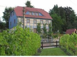 In der alten Weinstube, Freital