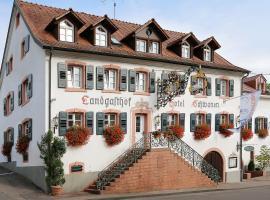 Hotel Landgasthof Schwanen, Bad Bellingen