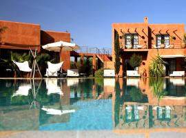 Dar Terra Spa & Suites, Oulad Mazoug