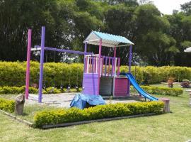 Parcela la Fortuna Mesa de los santos, Bucaramanga