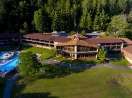 Buckhorn Lake State Resort Park, Buckhorn